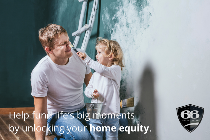 1% OFF YOUR HOME EQUITY LOAN